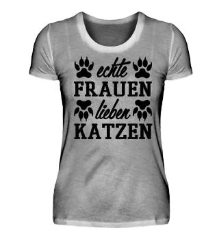 ++ECHTE FRAUEN LIEBEN KATZEN++