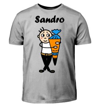 Sandro - Einschulung I-Dötzchen