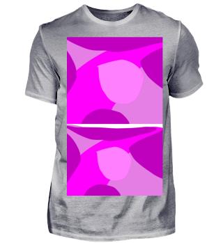 Pink stylish T-shirt