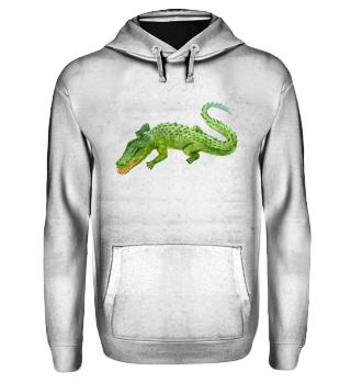 ☛ Krokodil · Crocodile
