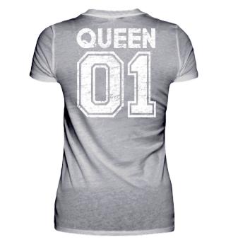 Queen 01 Vintage T-Shirt