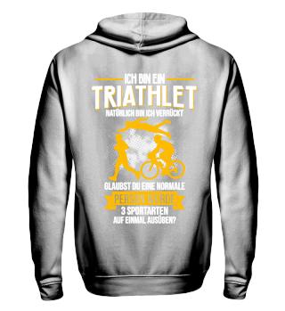 Triathlon - Ich bin ein Triathlet