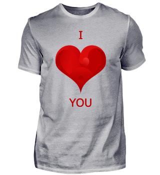 I Love You   Gift idea