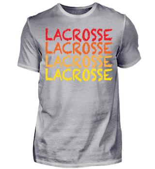 Lacrosse-T-Shirt