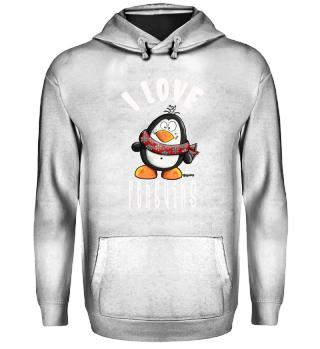 I Love Penguins - Penguin - Gift