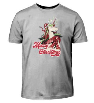 MERRY CHRISTMAS - EINHORN #2.2