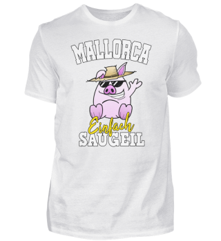 Mallorca Saugeil Malle Party Crew Gruppe
