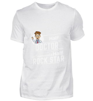 D001-0270A Proud Doctor Arzt Mediziner -