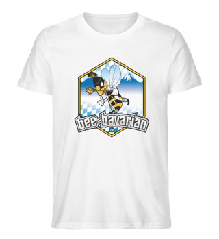 Bee Bavarian Bio Organic Shirt