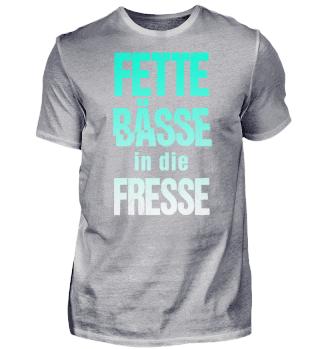 Fette Bässe Techno Bass Tanzen Party