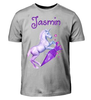 Einschulung Jasmin