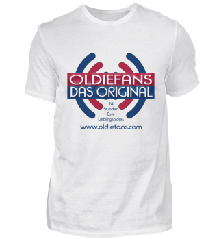 Oldiefans - Das Original Radio Shirt