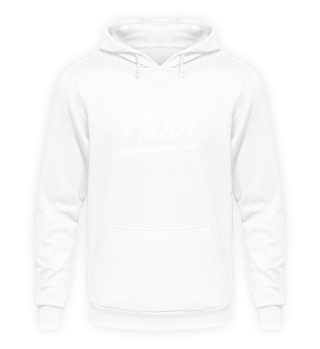 Moin brushed - Basic Hoodie