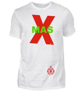 Xmas Weihnachtsbaumkugel II