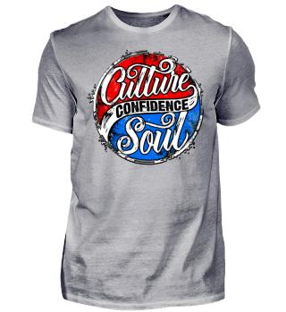 Herren Kurzarm T-Shirt Culture Ramirez