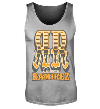 Herren Tank Top RR Ramirez