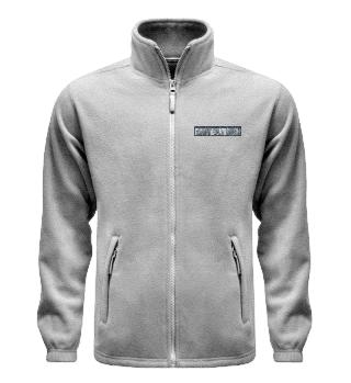 NEU: Fleecejacke mit weißem Logo-Stick
