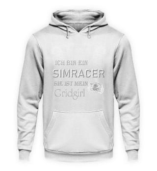 Simracer Hoodie Unisex