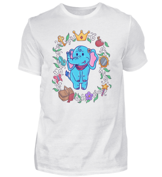Elefant Fairy Tale Magie Traum Geschenk