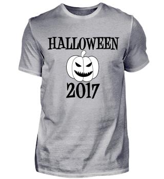 Halloween Kürbis 2017