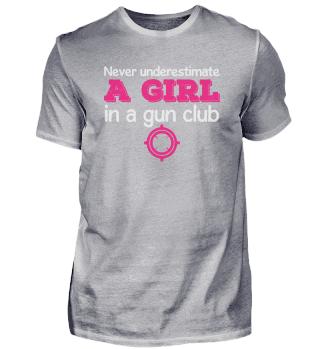 Mädchen Schützenverein   Sportschießen