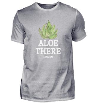Aloe vera plant There flower garden gift