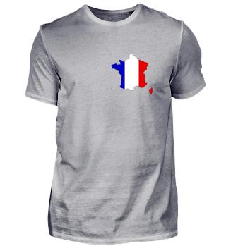 Frankreich France Shirt