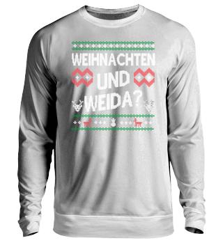 WEIHNACHTEN - UND WEIDA? - Ltd. Edt.