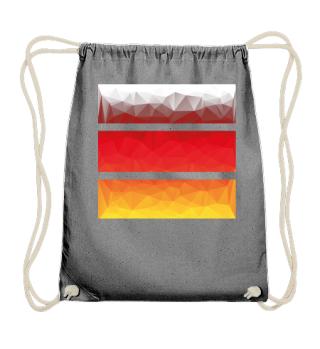 German Flag - Tshirt