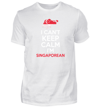 Singapore Perfect Shirt Gift Idea
