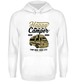 ☛ HAPPY CAMPER #1.2