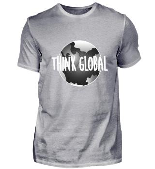 think global show responsibility human