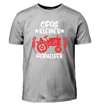 Kinder Shirt - Opas Hofhelfer