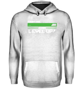 I dont age i level Up Gamer Shirt