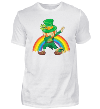 St Patricks Day - Dabbing Leprechaun