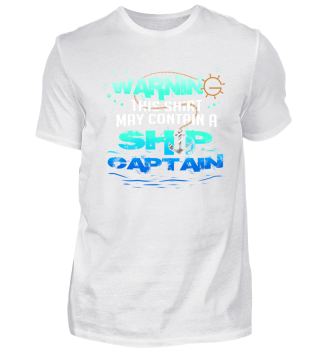 Sailors & Shipmasters - Captain Shirt
