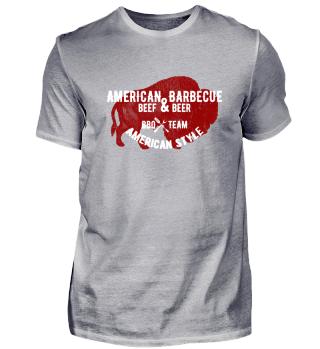 GRILL SHIRT · AMERICAN BBQ #2.2