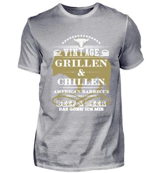 GRILL SHIRT · GRILLEN & CHILLEN #1.21