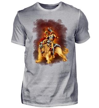 The Lion Rider - Der Löwenreiter