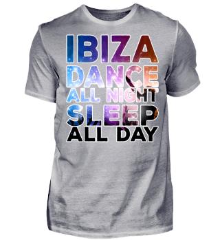 Ibiza - Dance all night!