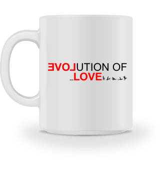 EVOLUTION OF make LOVE I