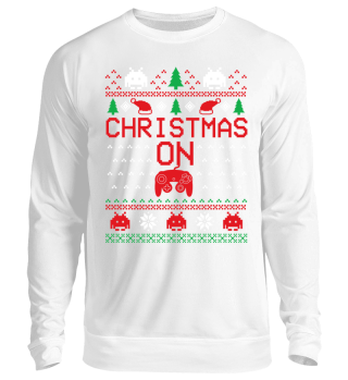 Christmas Gaming Ugly X-Mas Sweater Gift