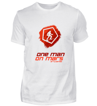 Awesome supporter OneManOnMars Shirt