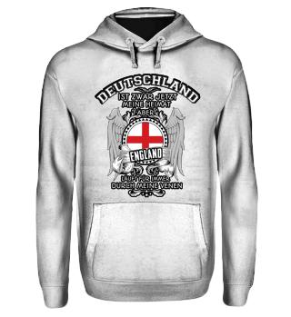 England Tshirt-Venen