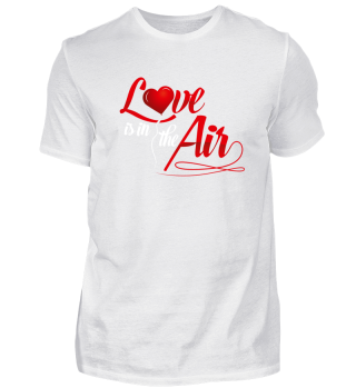 Love is in the Air - Heart Kiss Romance