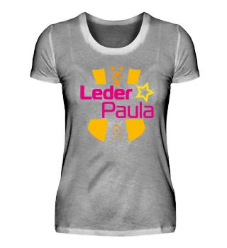 Leder Paula - Zeig wer Du bist!