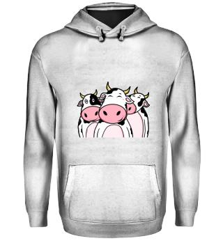 Landwirtschaft · Kühe