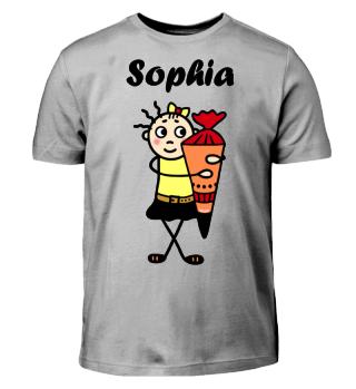 Sophia - Einschulung I-Dötzchen