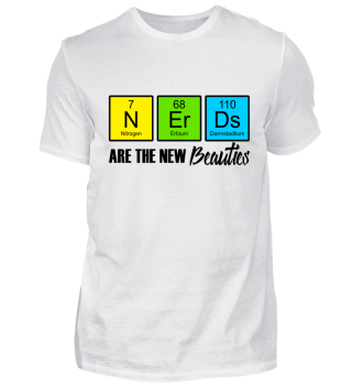 Chemical Elements - Beauty NERDS - black