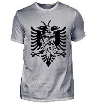 Kuq e Zi Wear / Skanderbeu / Shqiptar